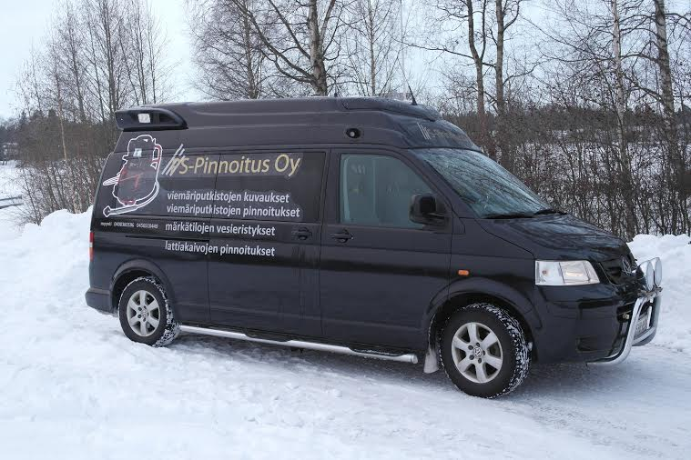 Oulun Viemärityö  PS Pinnoitus Oy